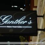 Restaurants - Gunther's